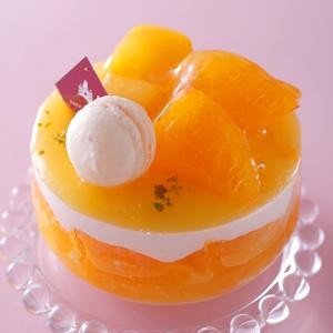 商品画像-Sweets Garden有馬・神戸-オレンジとマンゴーのフレジェ