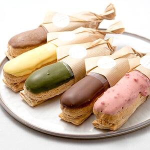 商品画像-TAMON和洋菓子製造所-パイエクレール